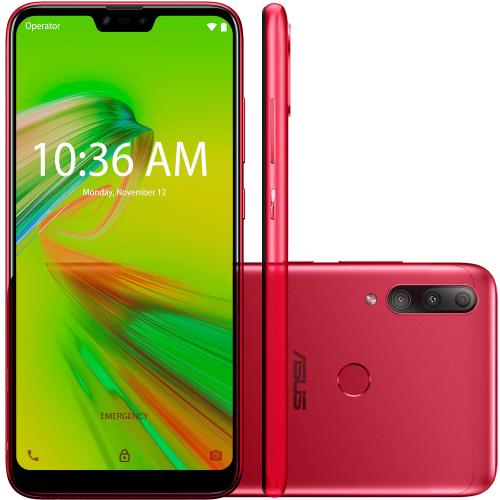 Foto - Celular Asus Zenfone Max Shot Dual