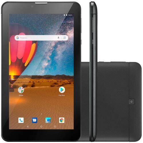 Foto - TABLET MULTILASER M7 3G PLUS 7P 16GB W-IFI 1CAM