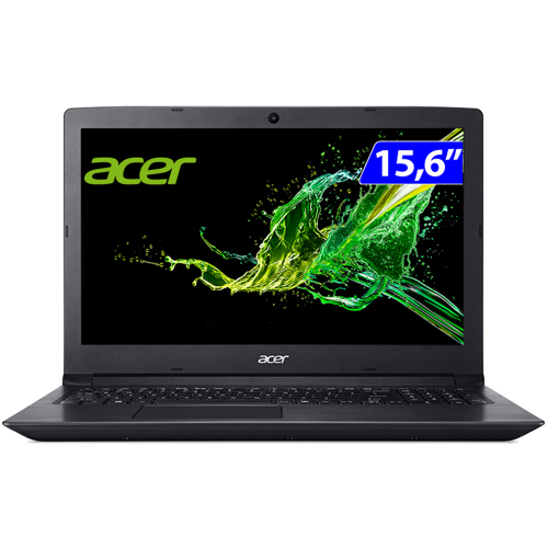 Foto - NOTEBOOK ACER 15.6P N3060 4GB 500GB ENDLESS