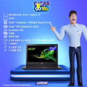 Miniatura - NOTEBOOK ACER 15.6P N3060 4GB 500GB ENDLESS