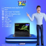 Miniatura - NOTEBOOK ACER 15.6P i5-7200U 8GB 1TB WINDOWS10