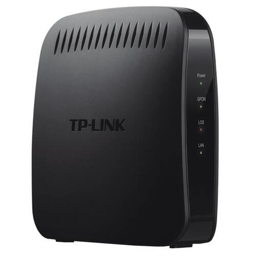 Foto - TERMINAL GPON TPLINK 1 PORTA GIGABIT TX-6610