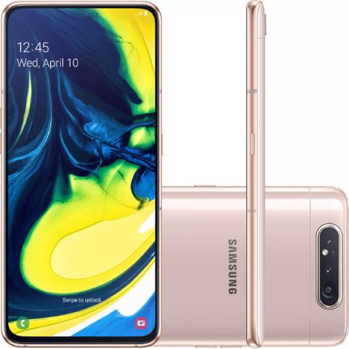 Foto - Celular Samsung Galaxy A-80 128GB Dual