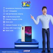 Miniatura - Celular Motorola Moto One Action 128GB XT-2013 Dual