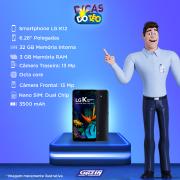 Miniatura - Celular Lg K-12 Max 32GB Dual