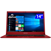 Foto de NOTEBOOK POSITIVO MOTION 14P QUAD 4GB 64GB SSD W10