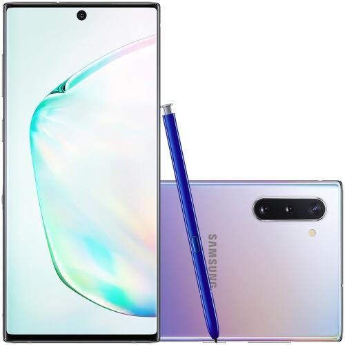 Foto - Celular Samsung Galaxy Note 10 N-970 Dual