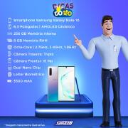 Miniatura - Celular Samsung Galaxy Note 10 N-970 Dual