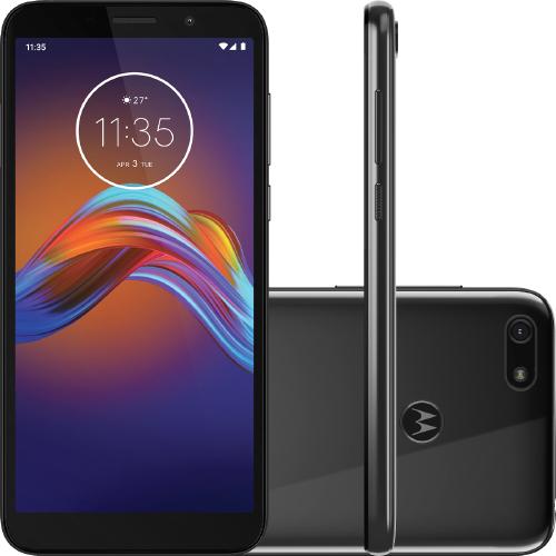 Foto - Celular Motorola Moto E-6 Play 32GB XT2029 Dual