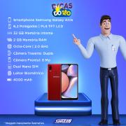 Miniatura - Celular Samsung Galaxy A-10-S 32GB Dual