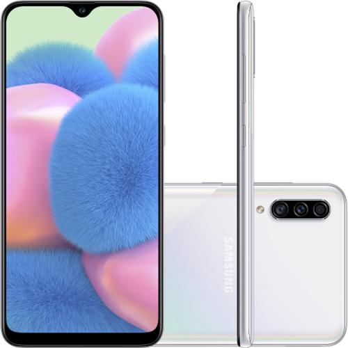 Foto - Celular Samsung Galaxy A-30-S 64GB Dual