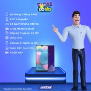 Miniatura - Celular Samsung Galaxy A-30-S 64GB Dual