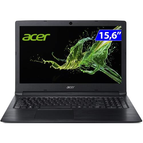 Foto - NOTEBOOK ACER 15.6P i3-6006U 4GB 1TB W10