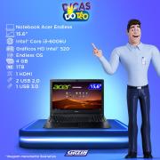 Miniatura - NOTEBOOK ACER 15.6P i3-6006U 4GB 1TB ENDLESS