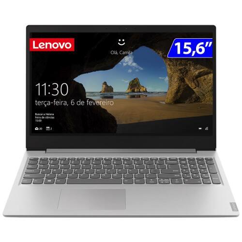 Foto - NOTEBOOK LENOVO S145 15.6 AMD RYZEN 5 4GB 1TB W10