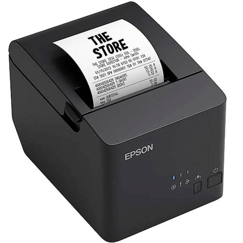 Foto - IMPRESSORA TERMICA EPSON TM-T20X USB SERIAL