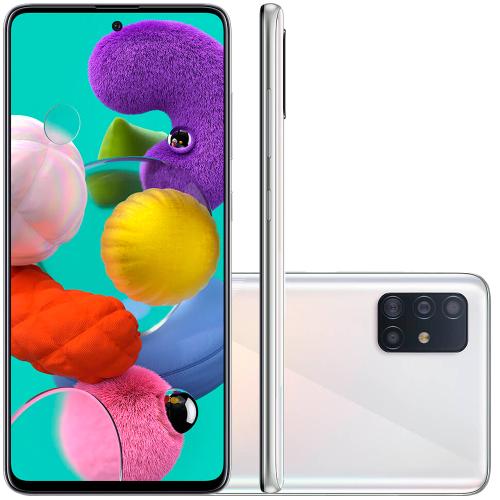 Foto - Celular Samsung Galaxy A-51 128GB Dual