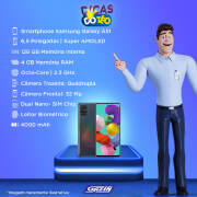 Miniatura - Celular Samsung Galaxy A-51 128GB Dual