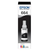 Miniatura - REFIL P/TANQUE DE TINTA PRETO T664120-AL EPSON