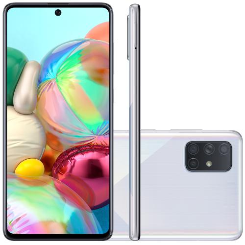 Foto - Celular Samsung Galaxy A-71 128GB Dual