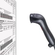 Miniatura - LEITOR DE CODIGO DE BARRAS ELGIN FLASH CCD USB