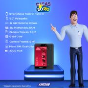 Miniatura - Celular Positivo Twist 3 Fit S-509-C Dual
