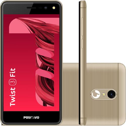 Foto - Celular Positivo Twist 3 Fit S-509-C Dual