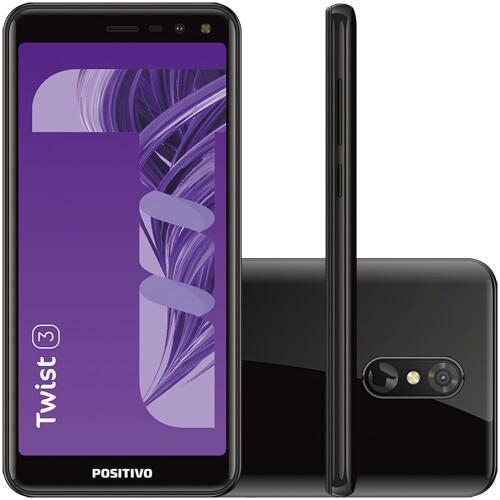 Foto - Celular Positivo Twist 3 S-513 32GB Dual