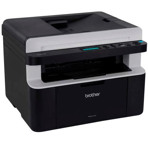 Foto - MULTIFUNCIONAL LASER BROTHER DCP1617NW WI-FI
