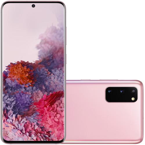 Foto - Celular Samsung Galaxy S-20 G-980 Dual
