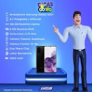 Miniatura - Celular Samsung Galaxy S-20+ G-985 Dual