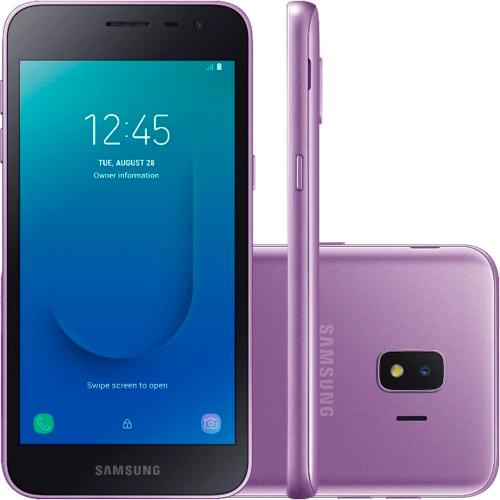 Foto - Celular Samsung Galaxy J-2 Core SM-J260 16GB Dual