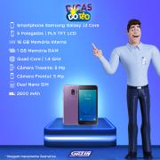 Miniatura - Celular Samsung Galaxy J-2 Core SM-J260 16GB Dual