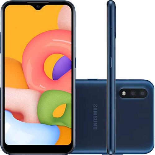 Foto - Celular Samsung Galaxy A-01 32GB Dual