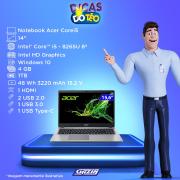 Miniatura - NOTEBOOK ACER 15.6P COREI5-8265U 4GB HD1TB W10