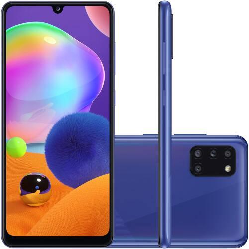 Foto - Celular Samsung Galaxy A-31 128GB Dual