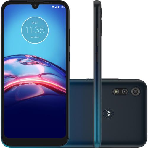 Foto - Celular Motorola Moto E-6-S 32GB XT-2053 Dual
