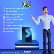 Miniatura - Celular Motorola Moto G-8 Power Lite 64GB XT-2055