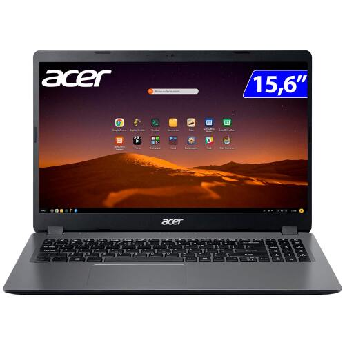 Foto - NOTEBOOK ACER 15.6P I3-6006 4GB HD1TB ENDLESS