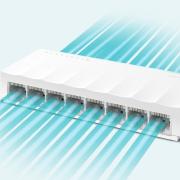 Miniatura - SWITCH 8 PORTAS TPLINK LS1008 10/100 MBPS
