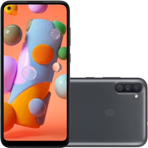 Foto - Celular Samsung Galaxy A-11 64GB Dual