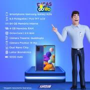Miniatura - Celular Samsung Galaxy A-21-S 64GB Dual