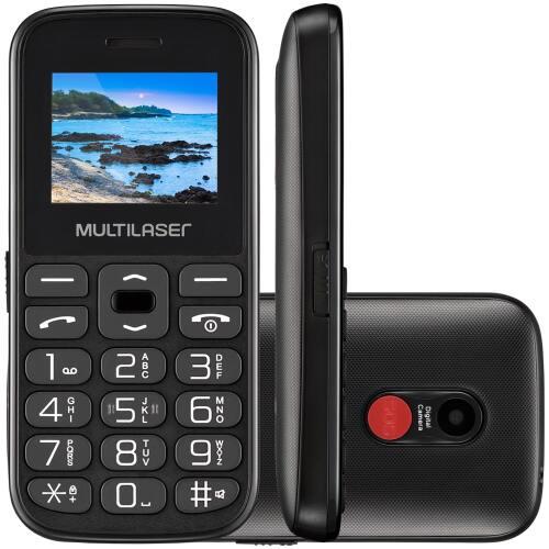 Foto - Celular Multilaser P-9120 Vita Dual