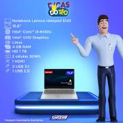 Miniatura - NOTEBOOK LENOVO S145 15.6 I3-81300U 4GB 1TB LIN