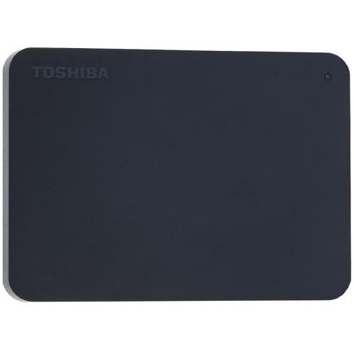 Foto - HDD EXTERNO PORTATIL TOSHIBA 1 TB CANVIO BASICS