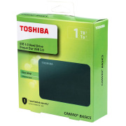 Miniatura - HDD EXTERNO PORTATIL TOSHIBA 1 TB CANVIO BASICS