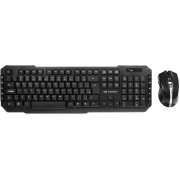 Foto de KIT TECLADO E MOUSE C3TECH  K-W40B WIRELESS