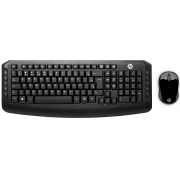 Miniatura - KIT TECLADO E MOUSE HP 300 WIRELESS