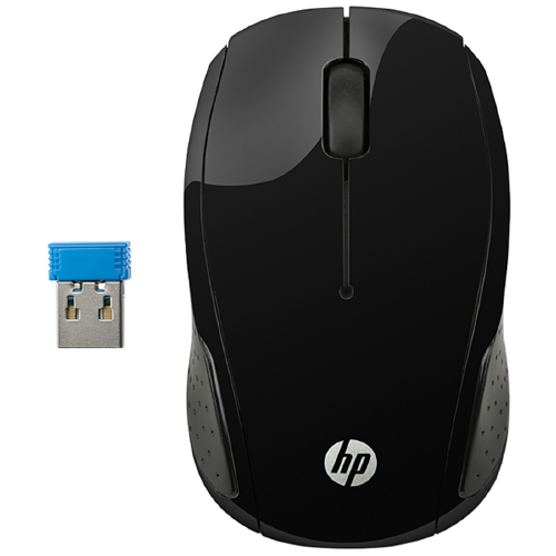 Foto - MOUSE HP OMAN 1000DPI WIRELESS
