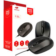 Miniatura - MOUSE C3TECH MS-30BK USB PRETO